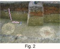 Cronica Cercetărilor Arheologice din România, Campania 2008. Raportul nr. 33, Grădiştea de Munte, Dealul Grădiştii (Piciorul Muncelului)<br /><a href='http://foto.cimec.ro/cronica/2008/033/f2.jpg' target=_blank>Priveşte aceeaşi imagine într-o fereastră nouă</a>