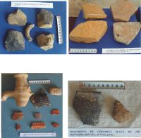 Chronicle of the Archaeological Excavations in Romania, 2008 Campaign. Report no. 37, Isaccea, La Pontonul Vechi (Cetate, Eski-kale)<br /><a href='http://foto.cimec.ro/cronica/2008/037/ceramica-2008.jpg' target=_blank>Display the same picture in a new window</a>
