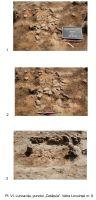 Cronica Cercetărilor Arheologice din România, Campania 2008. Raportul nr. 43, Luncaviţa, Cetăţuia<br /><a href='http://foto.cimec.ro/cronica/2008/043/pl-vi-vatra-locuintei-nr-8.jpg' target=_blank>Priveşte aceeaşi imagine într-o fereastră nouă</a>