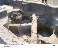 Chronicle of the Archaeological Excavations in Romania, 2008 Campaign. Report no. 107, Vlădeni, Coasta Belciugului<br /><a href='http://foto.cimec.ro/cronica/2008/107/1.JPG' target=_blank>Display the same picture in a new window</a>