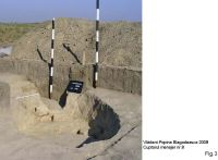 Chronicle of the Archaeological Excavations in Romania, 2008 Campaign. Report no. 107, Vlădeni, Coasta Belciugului<br /><a href='http://foto.cimec.ro/cronica/2008/107/3.JPG' target=_blank>Display the same picture in a new window</a>