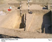 Chronicle of the Archaeological Excavations in Romania, 2008 Campaign. Report no. 107, Vlădeni, Coasta Belciugului<br /><a href='http://foto.cimec.ro/cronica/2008/107/4.JPG' target=_blank>Display the same picture in a new window</a>