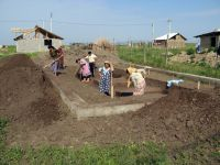 Chronicle of the Archaeological Excavations in Romania, 2008 Campaign. Report no. 108, Zimnicea, Câmpul Morţilor<br /><a href='http://foto.cimec.ro/cronica/2008/108/2-zimnicea-vedere-generala.JPG' target=_blank>Display the same picture in a new window</a>