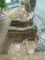 Chronicle of the Archaeological Excavations in Romania, 2008 Campaign. Report no. 122, Braşov<br /><a href='http://foto.cimec.ro/cronica/2008/122/3-sapaturile-de-pe-partea-de-vest.jpg' target=_blank>Display the same picture in a new window</a>