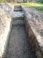Chronicle of the Archaeological Excavations in Romania, 2008 Campaign. Report no. 166, Mănăstirea Caşin, Complexul istoric al fostei Mănăstiri Caşin<br /><a href='http://foto.cimec.ro/cronica/2008/166/1-manastirea-casin-2008-s-1-300.jpg' target=_blank>Display the same picture in a new window</a>