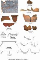 Chronicle of the Archaeological Excavations in Romania, 2008 Campaign. Report no. 173, Ploieştiori, Mall Ploieşti<br /><a href='http://foto.cimec.ro/cronica/2008/173/4-ceramica-descoperita-in-c-1.jpg' target=_blank>Display the same picture in a new window</a>