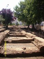 Chronicle of the Archaeological Excavations in Romania, 2009 Campaign. Report no. 121, Focşani, Grădina Publică<br /><a href='http://foto.cimec.ro/cronica/2009/preventive/121/FOCSANI-VN-Piata-Unirii23.JPG' target=_blank>Display the same picture in a new window</a>