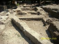 Chronicle of the Archaeological Excavations in Romania, 2009 Campaign. Report no. 121, Focşani, Grădina Publică<br /><a href='http://foto.cimec.ro/cronica/2009/preventive/121/FOCSANI-VN-Piata-Unirii36.JPG' target=_blank>Display the same picture in a new window</a>