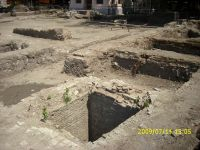 Chronicle of the Archaeological Excavations in Romania, 2009 Campaign. Report no. 121, Focşani, Grădina Publică<br /><a href='http://foto.cimec.ro/cronica/2009/preventive/121/FOCSANI-VN-Piata-Unirii38.JPG' target=_blank>Display the same picture in a new window</a>