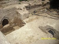 Chronicle of the Archaeological Excavations in Romania, 2009 Campaign. Report no. 121, Focşani, Grădina Publică<br /><a href='http://foto.cimec.ro/cronica/2009/preventive/121/FOCSANI-VN-Piata-Unirii43.JPG' target=_blank>Display the same picture in a new window</a>