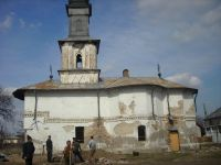 Chronicle of the Archaeological Excavations in Romania, 2009 Campaign. Report no. 122, Focşani, Gologani<br /><a href='http://foto.cimec.ro/cronica/2009/preventive/122/FOCSANI-VN-Biserica-Sf-Nicolae04.JPG' target=_blank>Display the same picture in a new window</a>