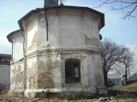 Chronicle of the Archaeological Excavations in Romania, 2009 Campaign. Report no. 122, Focşani, Gologani<br /><a href='http://foto.cimec.ro/cronica/2009/preventive/122/FOCSANI-VN-Biserica-Sf-Nicolae06.JPG' target=_blank>Display the same picture in a new window</a>