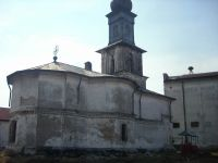 Chronicle of the Archaeological Excavations in Romania, 2009 Campaign. Report no. 122, Focşani, Gologani<br /><a href='http://foto.cimec.ro/cronica/2009/preventive/122/FOCSANI-VN-Biserica-Sf-Nicolae07.JPG' target=_blank>Display the same picture in a new window</a>