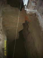 Chronicle of the Archaeological Excavations in Romania, 2009 Campaign. Report no. 122, Focşani, Gologani<br /><a href='http://foto.cimec.ro/cronica/2009/preventive/122/FOCSANI-VN-Biserica-Sf-Nicolae21.JPG' target=_blank>Display the same picture in a new window</a>
