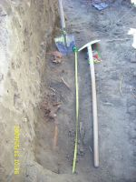 Chronicle of the Archaeological Excavations in Romania, 2009 Campaign. Report no. 122, Focşani, Gologani<br /><a href='http://foto.cimec.ro/cronica/2009/preventive/122/FOCSANI-VN-Biserica-Sf-Nicolae48.JPG' target=_blank>Display the same picture in a new window</a>