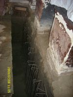 Chronicle of the Archaeological Excavations in Romania, 2009 Campaign. Report no. 122, Focşani, Gologani<br /><a href='http://foto.cimec.ro/cronica/2009/preventive/122/FOCSANI-VN-Biserica-Sf-Nicolae67.JPG' target=_blank>Display the same picture in a new window</a>