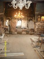 Chronicle of the Archaeological Excavations in Romania, 2009 Campaign. Report no. 122, Focşani, Gologani<br /><a href='http://foto.cimec.ro/cronica/2009/preventive/122/FOCSANI-VN-Biserica-Sf-Nicolae68.JPG' target=_blank>Display the same picture in a new window</a>
