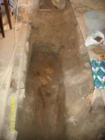 Chronicle of the Archaeological Excavations in Romania, 2009 Campaign. Report no. 122, Focşani, Gologani<br /><a href='http://foto.cimec.ro/cronica/2009/preventive/122/FOCSANI-VN-Biserica-Sf-Nicolae71.JPG' target=_blank>Display the same picture in a new window</a>