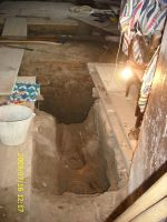 Chronicle of the Archaeological Excavations in Romania, 2009 Campaign. Report no. 122, Focşani, Gologani<br /><a href='http://foto.cimec.ro/cronica/2009/preventive/122/FOCSANI-VN-Biserica-Sf-Nicolae74.JPG' target=_blank>Display the same picture in a new window</a>