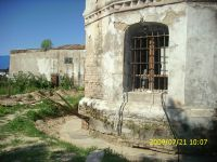 Chronicle of the Archaeological Excavations in Romania, 2009 Campaign. Report no. 122, Focşani, Gologani<br /><a href='http://foto.cimec.ro/cronica/2009/preventive/122/FOCSANI-VN-Biserica-Sf-Nicolae87.JPG' target=_blank>Display the same picture in a new window</a>