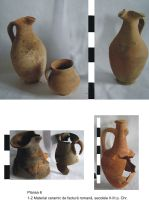 Chronicle of the Archaeological Excavations in Romania, 2009 Campaign. Report no. 123, Fulgeriş, La Trei Cireşi (Dealul Fulgeriş)<br /><a href='http://foto.cimec.ro/cronica/2009/preventive/123/Plansa6.jpg' target=_blank>Display the same picture in a new window</a>