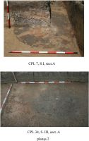 Chronicle of the Archaeological Excavations in Romania, 2009 Campaign. Report no. 163, Sicrita, La Pădure - km. 44+400 - 44+700 - Autostrada Bucureşti - Ploieşti<br /><a href='http://foto.cimec.ro/cronica/2009/preventive/163/SICRITA-PH-LaPadure-plansa-2-sct09.jpg' target=_blank>Display the same picture in a new window</a>