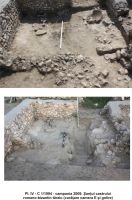 Chronicle of the Archaeological Excavations in Romania, 2009 Campaign. Report no. 11, Capidava, Sectorul X extramuros - terasa B.<br /> Sector 4-sector-III-C1-1994-via-principalis.<br /><a href='http://foto.cimec.ro/cronica/2009/sistematice/011/4-sector-III-C1-1994-via-principalis/pl-4.JPG' target=_blank>Display the same picture in a new window</a>