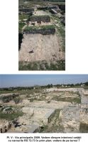 Chronicle of the Archaeological Excavations in Romania, 2009 Campaign. Report no. 11, Capidava, Sectorul X extramuros - terasa B.<br /> Sector 4-sector-III-C1-1994-via-principalis.<br /><a href='http://foto.cimec.ro/cronica/2009/sistematice/011/4-sector-III-C1-1994-via-principalis/pl-5.JPG' target=_blank>Display the same picture in a new window</a>