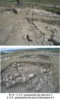 Chronicle of the Archaeological Excavations in Romania, 2009 Campaign. Report no. 11, Capidava, Sectorul X extramuros - terasa B.<br /> Sector 5-sector-VIII.<br /><a href='http://foto.cimec.ro/cronica/2009/sistematice/011/5-sector-VIII/pl-ii-2.JPG' target=_blank>Display the same picture in a new window</a>