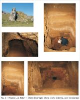 Chronicle of the Archaeological Excavations in Romania, 2009 Campaign. Report no. 15, Cheia, Vatra satului.<br /> Sector ILUSTRATIE-CHEIA-2017.<br /><a href='http://foto.cimec.ro/cronica/2009/sistematice/015/2-Pestera-La-Baba.jpg' target=_blank>Display the same picture in a new window</a>
