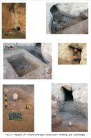 Chronicle of the Archaeological Excavations in Romania, 2009 Campaign. Report no. 15, Cheia, Vatra satului.<br /> Sector ILUSTRATIE-CHEIA-2017.<br /><a href='http://foto.cimec.ro/cronica/2009/sistematice/015/3-Pestera-X.jpg' target=_blank>Display the same picture in a new window</a>