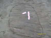 Chronicle of the Archaeological Excavations in Romania, 2009 Campaign. Report no. 19, Desa, La ruptură<br /><a href='http://foto.cimec.ro/cronica/2009/sistematice/019/DESA-DJ-14.JPG' target=_blank>Display the same picture in a new window</a>
