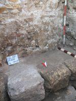 Chronicle of the Archaeological Excavations in Romania, 2009 Campaign. Report no. 27, Hârşova, La Cetate (Carsium)<br /><a href='http://foto.cimec.ro/cronica/2009/sistematice/027/09-HARSOVA-S-2-T-1-frontul.jpg' target=_blank>Display the same picture in a new window</a>