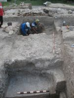 Chronicle of the Archaeological Excavations in Romania, 2009 Campaign. Report no. 27, Hârşova, La Cetate (Carsium)<br /><a href='http://foto.cimec.ro/cronica/2009/sistematice/027/18-HARSOVA-S-II-T-1.jpg' target=_blank>Display the same picture in a new window</a>