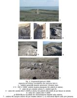 Chronicle of the Archaeological Excavations in Romania, 2009 Campaign. Report no. 36, Jurilovca, Capul Dolojman<br /><a href='http://foto.cimec.ro/cronica/2009/sistematice/036/02-JURILOVCA-TL-Argamum.jpg' target=_blank>Display the same picture in a new window</a>