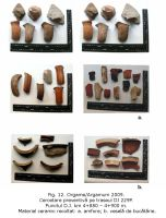 Chronicle of the Archaeological Excavations in Romania, 2009 Campaign. Report no. 36, Jurilovca, Capul Dolojman<br /><a href='http://foto.cimec.ro/cronica/2009/sistematice/036/12-JURILOVCA-TL-Argamum.jpg' target=_blank>Display the same picture in a new window</a>