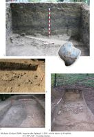 Chronicle of the Archaeological Excavations in Romania, 2009 Campaign. Report no. 68, Săvârşin, Dealul Cetăţuia (Dealul de Zahăr, Czukorhegy)<br /><a href='http://foto.cimec.ro/cronica/2009/sistematice/068/SAVARSIN-AR-2.jpg' target=_blank>Display the same picture in a new window</a>