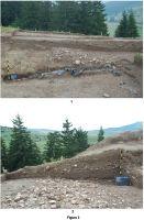 Chronicle of the Archaeological Excavations in Romania, 2009 Campaign. Report no. 77, Păuleni-Ciuc, Dâmbul Cetăţii (Dealul Cetăţii, Vardomb)<br /><a href='http://foto.cimec.ro/cronica/2009/sistematice/077/3-SOIMENI-CIOMORTAN-HR.jpg' target=_blank>Display the same picture in a new window</a>