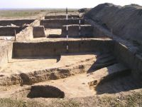 Chronicle of the Archaeological Excavations in Romania, 2009 Campaign. Report no. 91, Vlădeni, Coasta Belciugului<br /><a href='http://foto.cimec.ro/cronica/2009/sistematice/091/01-VLADENI-IL-PopinaBlagodeasca.JPG' target=_blank>Display the same picture in a new window</a>