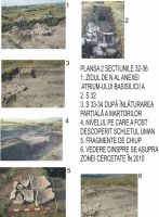 Chronicle of the Archaeological Excavations in Romania, 2010 Campaign. Report no. 1, Adamclisi, Cetate.<br /> Sector Sector-A_a.<br /><a href='http://foto.cimec.ro/cronica/2010/001/Sector-A-a/60892-08-Tropaeum-Traiani-Sector-A-S-32-36.jpg' target=_blank>Display the same picture in a new window</a>
