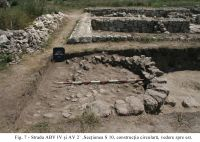 Chronicle of the Archaeological Excavations in Romania, 2010 Campaign. Report no. 1, Adamclisi, Cetate.<br /> Sector SectorA-strazi-a.<br /><a href='http://foto.cimec.ro/cronica/2010/001/SectorA-strazi-a/60892-08-Tropaeum-Traiani-Sector-A-07.JPG' target=_blank>Display the same picture in a new window</a>