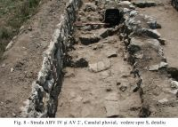 Chronicle of the Archaeological Excavations in Romania, 2010 Campaign. Report no. 1, Adamclisi, Cetate.<br /> Sector SectorA-strazi-a.<br /><a href='http://foto.cimec.ro/cronica/2010/001/SectorA-strazi-a/60892-08-Tropaeum-Traiani-Sector-A-08.JPG' target=_blank>Display the same picture in a new window</a>