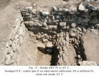 Chronicle of the Archaeological Excavations in Romania, 2010 Campaign. Report no. 1, Adamclisi, Cetate.<br /> Sector SectorA-strazi-a.<br /><a href='http://foto.cimec.ro/cronica/2010/001/SectorA-strazi-a/60892-08-Tropaeum-Traiani-Sector-A-12.JPG' target=_blank>Display the same picture in a new window</a>