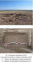 Chronicle of the Archaeological Excavations in Romania, 2010 Campaign. Report no. 31, Jurilovca, Zimbru 2<br /><a href='http://foto.cimec.ro/cronica/2010/031/160653-Orgame-Argamum-TL-6.jpg' target=_blank>Display the same picture in a new window</a>