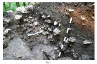 Chronicle of the Archaeological Excavations in Romania, 2010 Campaign. Report no. 51, Racoş, Piatra Detunată (Durduia)<br /><a href='http://foto.cimec.ro/cronica/2010/051/41570-02-1-Racosul-de-jos-BV-2.jpg' target=_blank>Display the same picture in a new window</a>