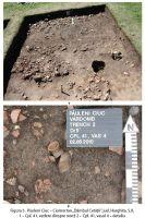 Chronicle of the Archaeological Excavations in Romania, 2010 Campaign. Report no. 68, Păuleni-Ciuc, Dâmbul Cetăţii (Dealul Cetăţii, Vardomb).<br /> Sector album2.<br /><a href='http://foto.cimec.ro/cronica/2010/068/album2/figura-5.JPG' target=_blank>Display the same picture in a new window</a>