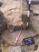 Chronicle of the Archaeological Excavations in Romania, 2010 Campaign. Report no. 78, Vlădeni, Popina Blagodeasca<br /><a href='http://foto.cimec.ro/cronica/2010/078/94802-01-Vladeni-IL-4.JPG' target=_blank>Display the same picture in a new window</a>