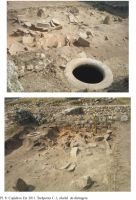 Chronicle of the Archaeological Excavations in Romania, 2011 Campaign. Report no. 7, Capidava.<br /> Sector 06-ilustratie sector X.<br /><a href='http://foto.cimec.ro/cronica/2011/007/pl8.jpg' target=_blank>Display the same picture in a new window</a>