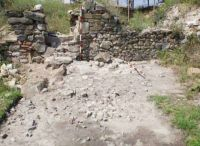 Chronicle of the Archaeological Excavations in Romania, 2011 Campaign. Report no. 45, Murighiol, La Cetate (Bataraia).<br /> Sector sector - strada de acces spre dunare.<br /><a href='http://foto.cimec.ro/cronica/2011/045/sector-strada-de-acces-spre-dunare/fig-5-murighil-pne-2011.jpg' target=_blank>Display the same picture in a new window</a>