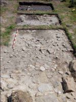 Chronicle of the Archaeological Excavations in Romania, 2011 Campaign. Report no. 45, Murighiol, La Cetate (Bataraia).<br /> Sector sector - strada de acces spre dunare.<br /><a href='http://foto.cimec.ro/cronica/2011/045/sector-strada-de-acces-spre-dunare/fig-6-murighiol-pne-2011.jpg' target=_blank>Display the same picture in a new window</a>